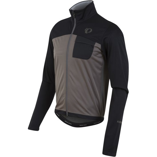 Giacchetta PEARL IZUMI Select Escape Softshell Black / Smoked Pearl