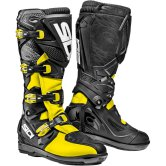 SIDI X-3 SRS Yellow Fluo / Black