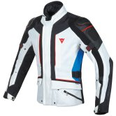 DAINESE D-Cyclone Gore-Tex Glacier-Grey / Black / Strong-Blue