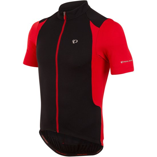 PEARL IZUMI Select Pursuit Black / True Red Jersey