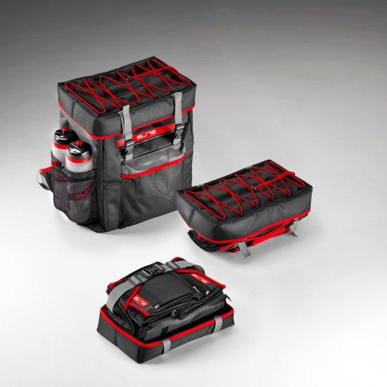 Tri Box Black / Red