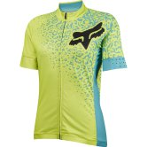 FOX Switchback Comp SS Lady Flo Yellow