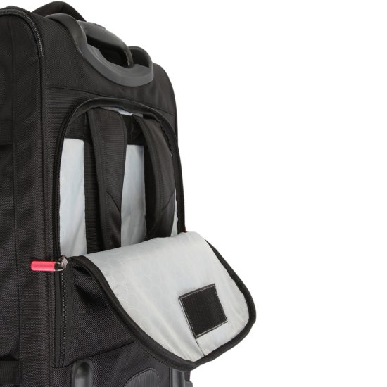 ENDURA Roller Flight Deck Black Bag / Back pack