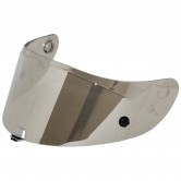 HJC HJ26 Pinlock Iridium Silver
