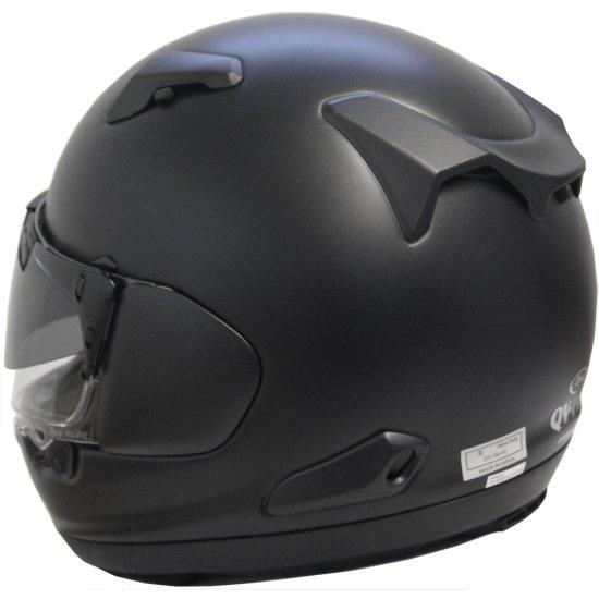 Helm ARAI QV-Pro Frost Black