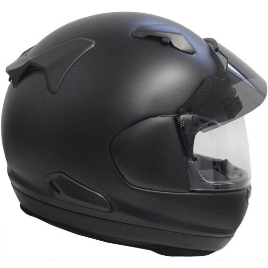 Casco ARAI QV-Pro Frost Black