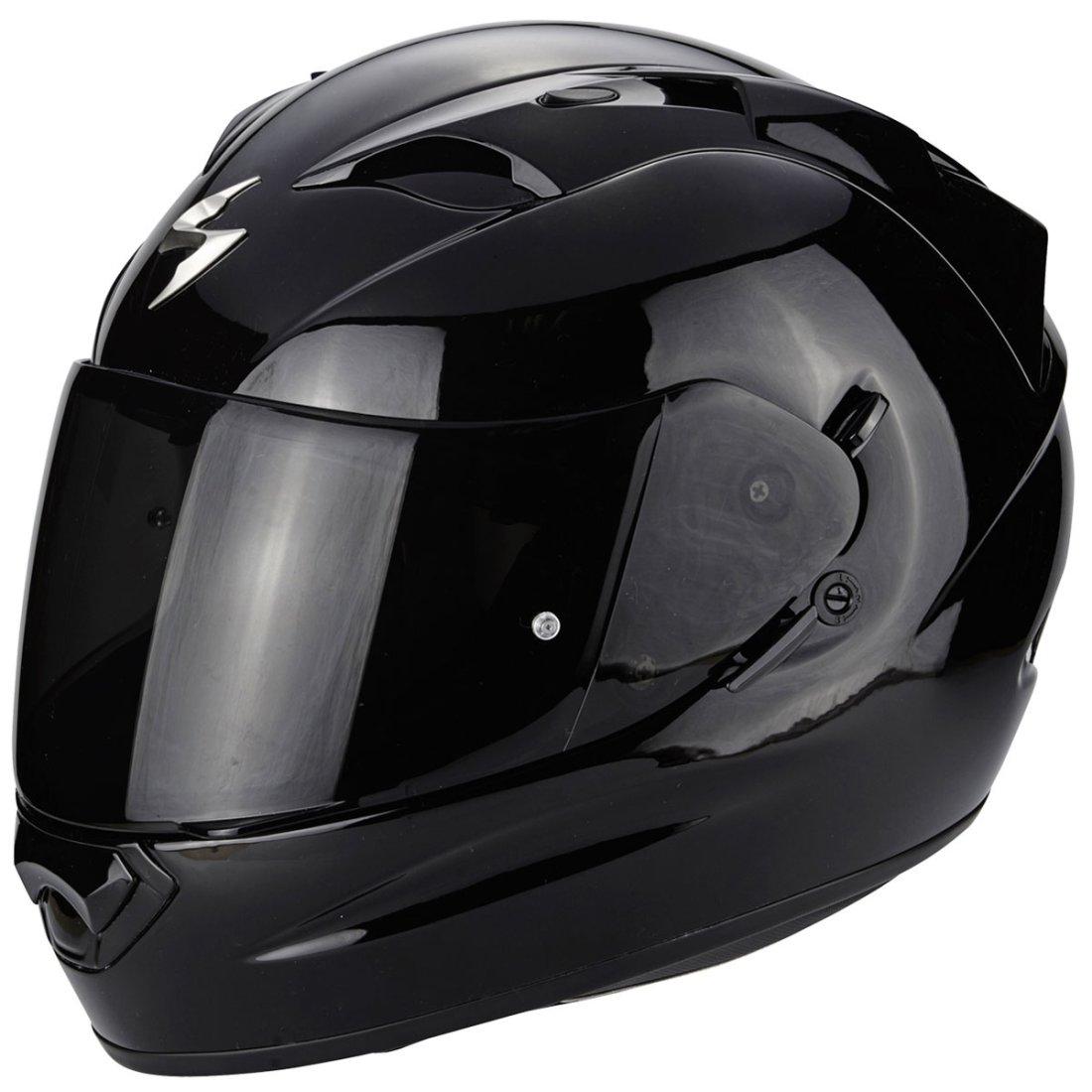casco scorpion exo 1200 air black motocard. Black Bedroom Furniture Sets. Home Design Ideas