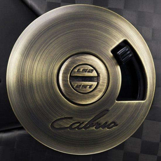 Casco LS2 OF597 Cabrio Carbon