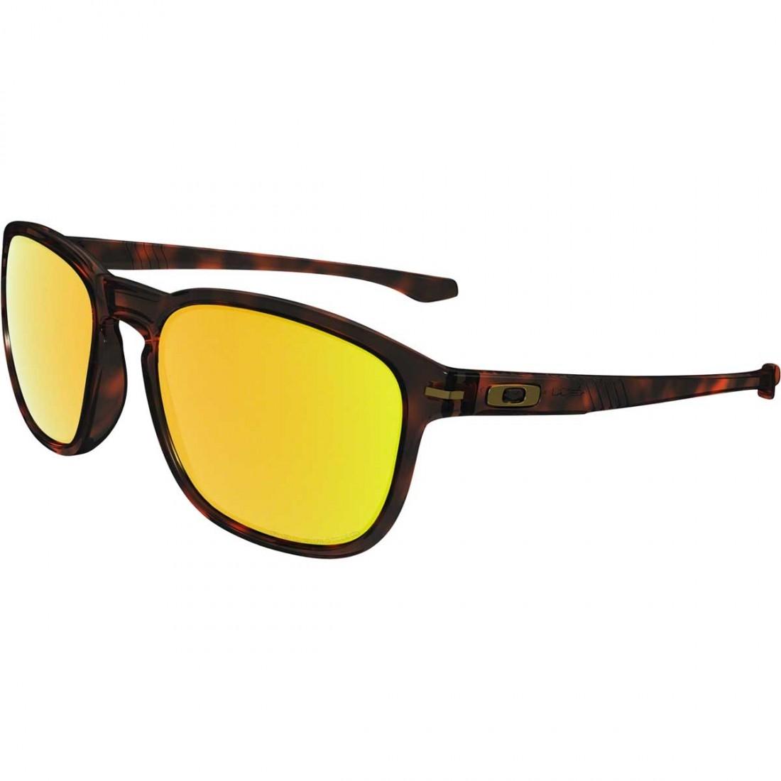 b335b3d821 OAKLEY Enduro Shaun White Collection Tortoise   24K Iridium Polarized Sun  glasses · Motocard
