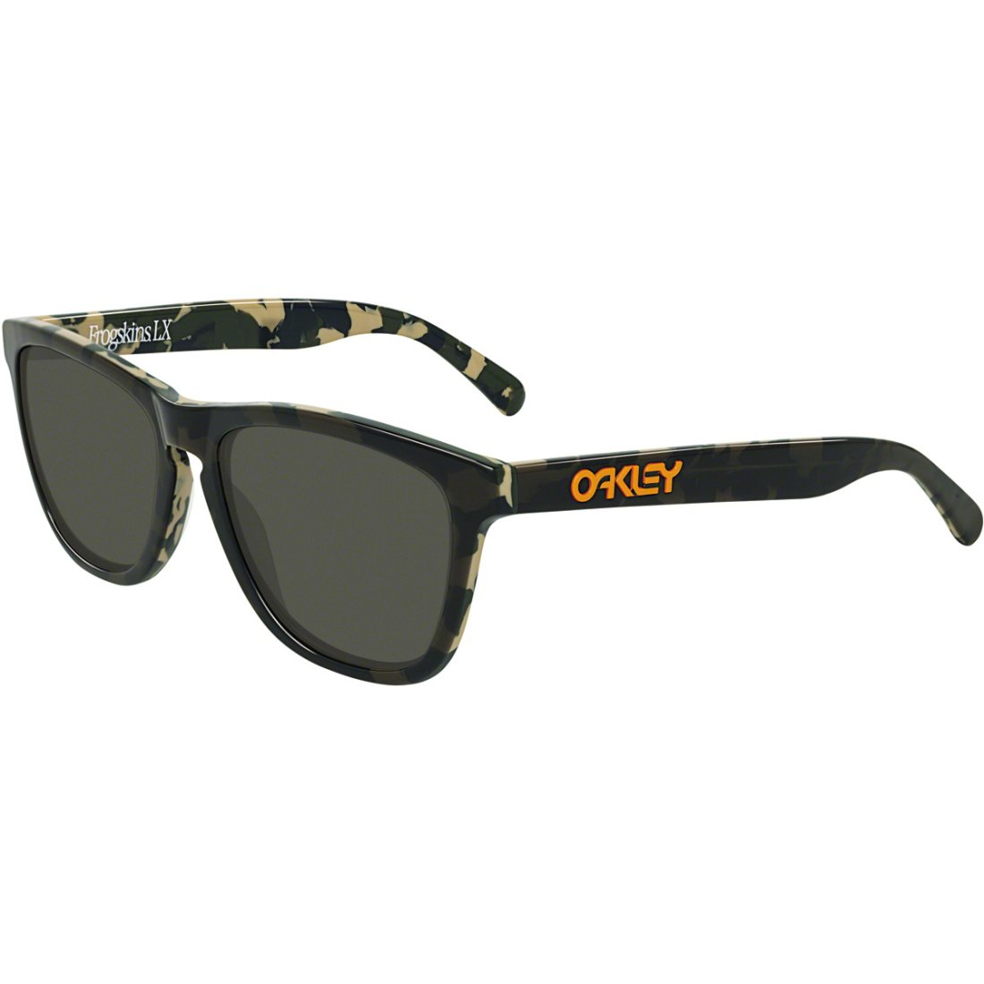 Grey Lunettes Camo Lx Signature Dark Oakley Series Eric Frogskins Night Masque Koston pqMSzGUV