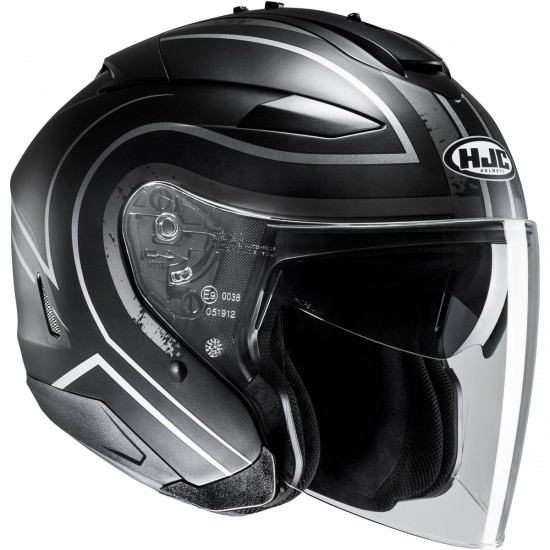 Casco HJC IS-33 II Apus MC-5SF