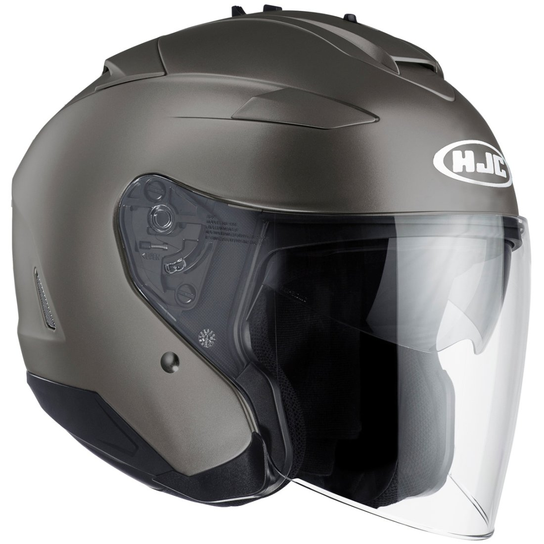 hjc is 33 ii titanium helmet motocard. Black Bedroom Furniture Sets. Home Design Ideas