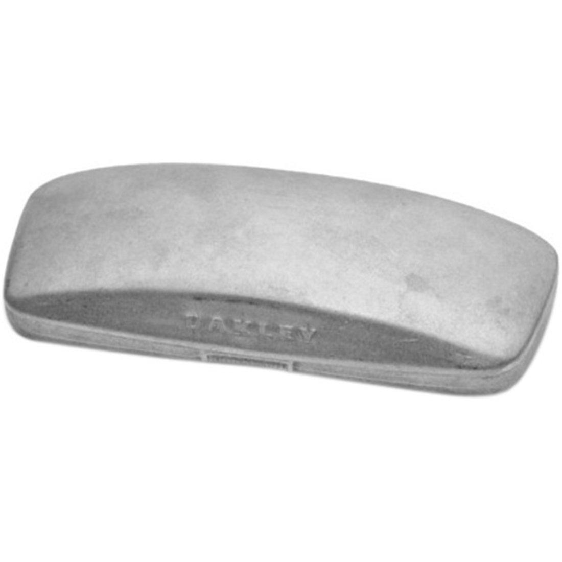 f7056dd3d2e OAKLEY Sliver Foldable Matte Grey Ink   Black Iridium Sun glasses ...
