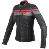 DAINESE Blackjack Lady Black / Grey / Red