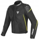 DAINESE Super Rider D-Dry Black / Fluo-Yellow