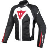 DAINESE Hyper Flux D-Dry White / Black / Red