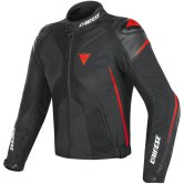 Super Rider D-Dry Black / Red-Fluo