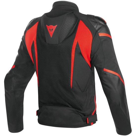 Super Rider D-Dry Black / Red-Fluo