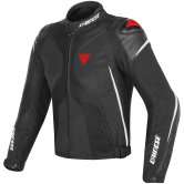 DAINESE Super Rider D-Dry Black / White / Red