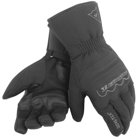 DAINESE Freeland Gore-Tex Black Gloves