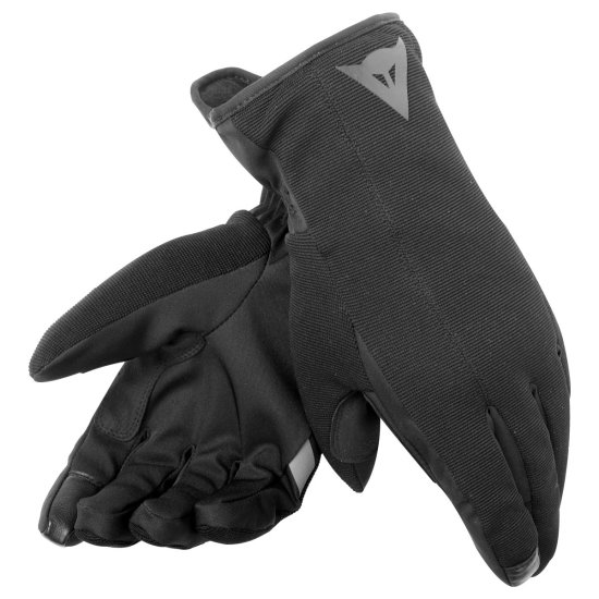 DAINESE Urban D-Dry Black Gloves