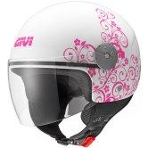 GIVI 10.7 Mini-J Art Noveau Pink