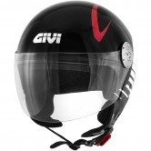 GIVI 10.7 Mini-J Icarus Black / White / Red