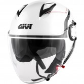 GIVI 12.3 Stratos Thanatos White / Black