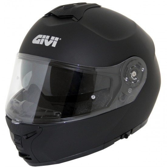 Casco GIVI X.21 Challenger Solid Matt Black