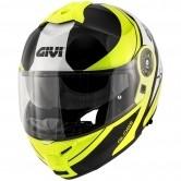 GIVI X.21 Challenger Globe Black / Yellow