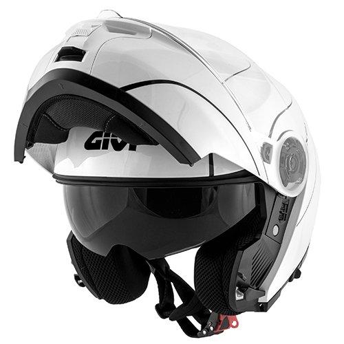Helm GIVI X.21 Challenger White