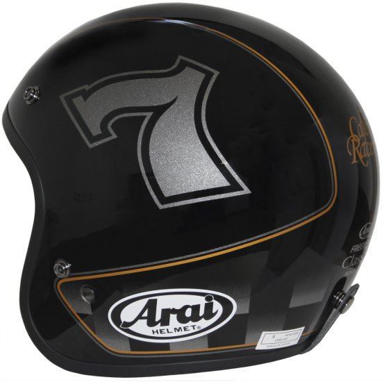 Arai Freeway  Cafe Racer Helmet