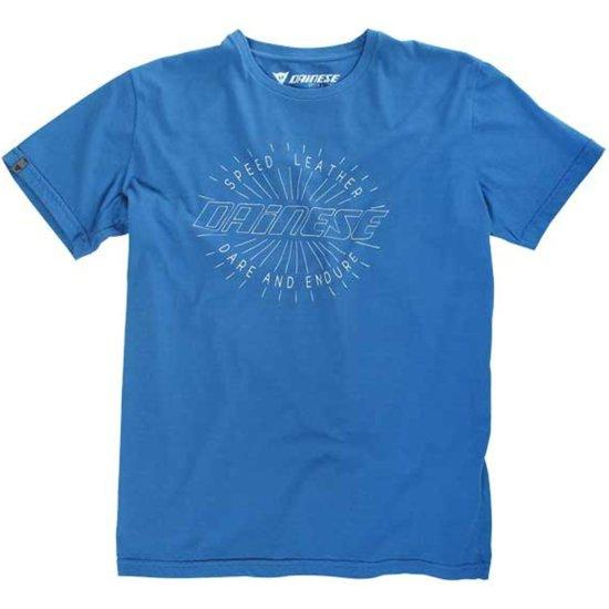 Camiseta DAINESE Rays Of Speed Blue