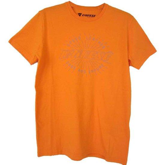 Jersey DAINESE Rays Of Speed Orange