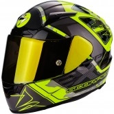 SCORPION Exo-2000 Evo Air Brutus Yellow Fluo / Silver