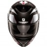 Helm SHARK Spartan Carbon Replica Guintoli Carbon / Chrom / Red