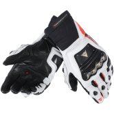 DAINESE Race Pro In Black / Fluo-Red / White