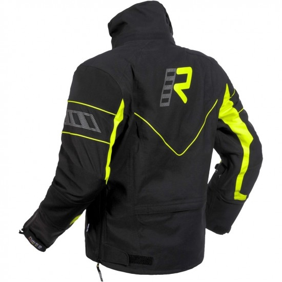 Blouson RUKKA Realer Gore-Tex Black / Yellow