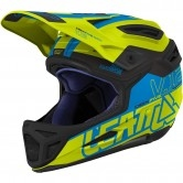 LEATT DBX 5.0 Composite V12 Lime / Blue