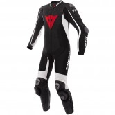 DAINESE D-air Racing Misano Professional Estiva Black / White