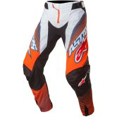 ALPINESTARS Techstar 2017 Factory Orange Fluo / Dark Blue / White