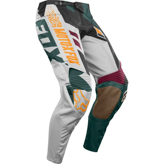 Pantalon FOX 360 2016 Divizion Muddy Creek LE Green