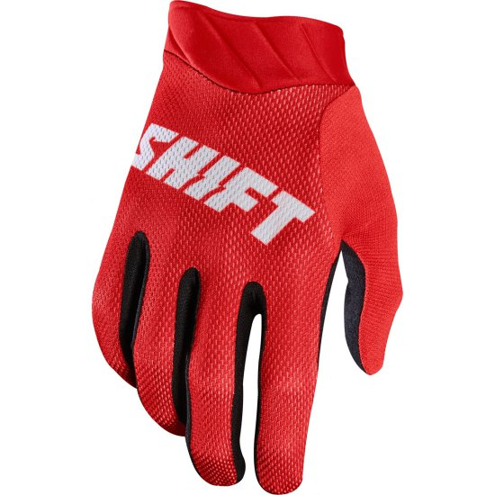 Guantes SHIFT Black Label Air Mainline 2017 Red