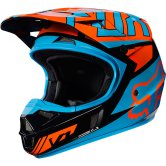 FOX V1 Falcon 2017 Junior Black / Orange