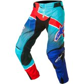 ALPINESTARS Techstar 2017 Venom Blue / Cyan / Red