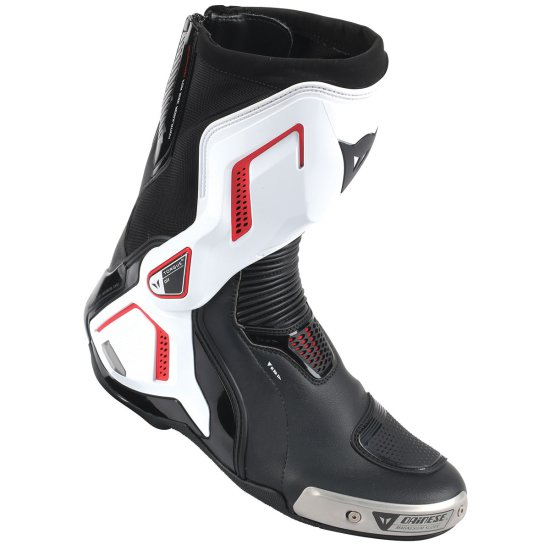 Botas DAINESE Torque D1 Out Air Black / White / Lava Red