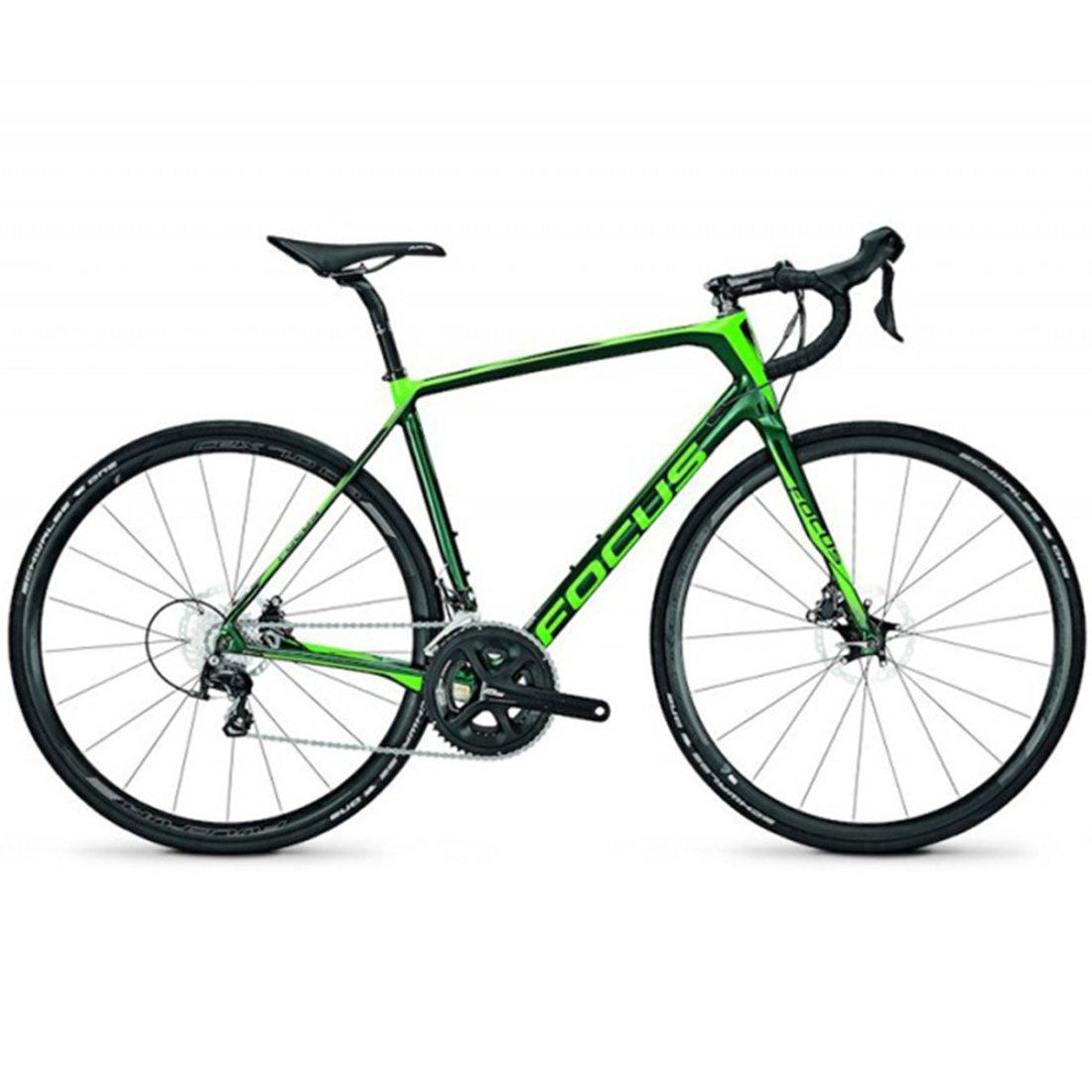 58 Bicicletas de carretera · Motocard