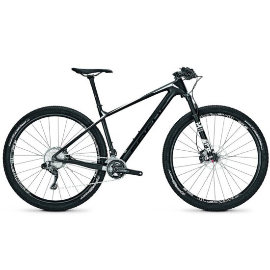 "FOCUS Raven Max Pro 29"" 2017 Black / White Mountainbike"