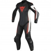 DAINESE Assen Professional Estiva Lady Black / White / Red Fluo