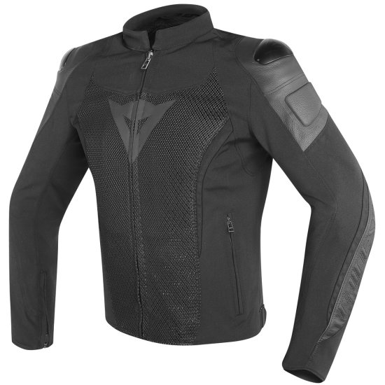 Chaqueta DAINESE Mig Leather-Tex Black